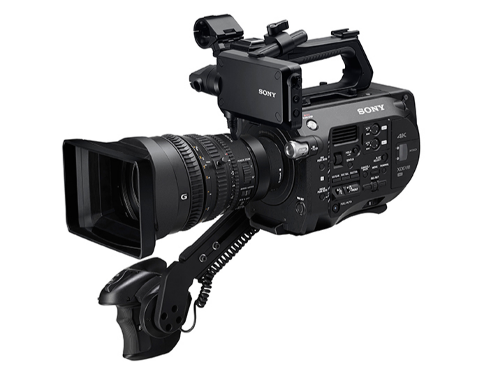 レンタル【SONY PXW-FS7 MarkⅡ】