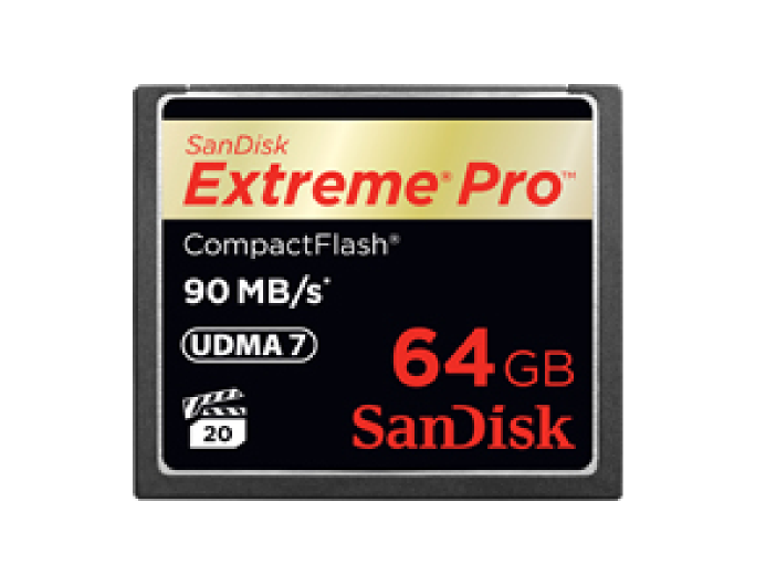 San Disk Extreme Pro 64G
