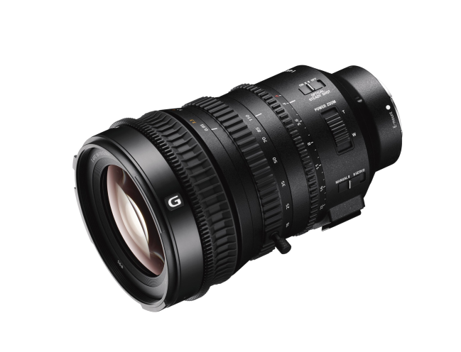 SONY E PZ 18-110mm F4G OSS-1