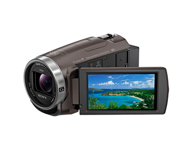 SONY HDR-CX680-2