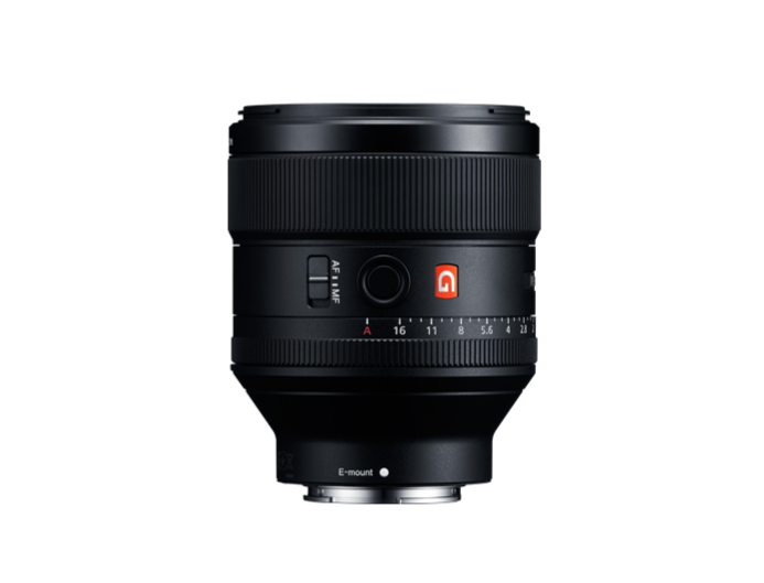 SONY FE 85mm F1.4 GM-2