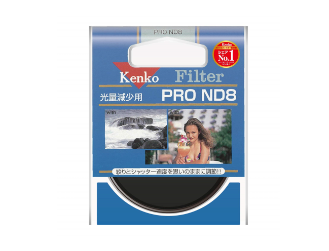 kenko NDフィルター PRO ND8 (72mm)-2