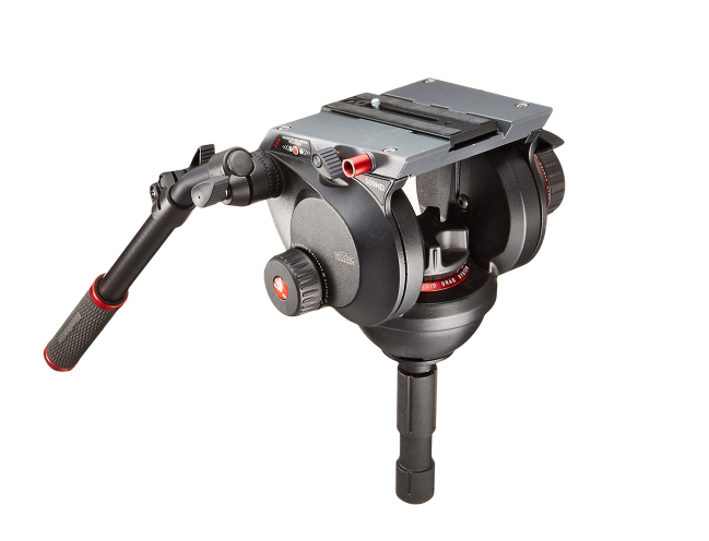 Manfrotto 509HD+Manfrotto 536