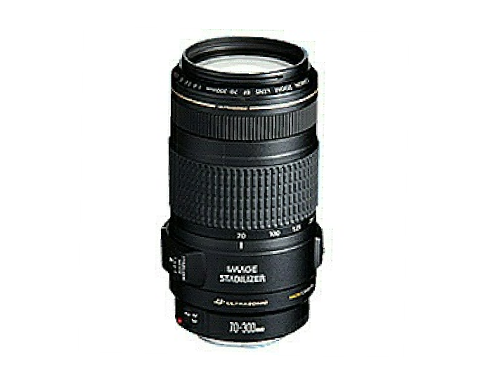 Canon EF70-300mm F4-5
