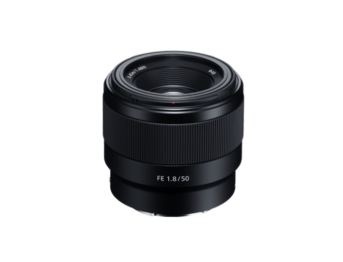 SONY FE 50mm F1.8 OSS-2