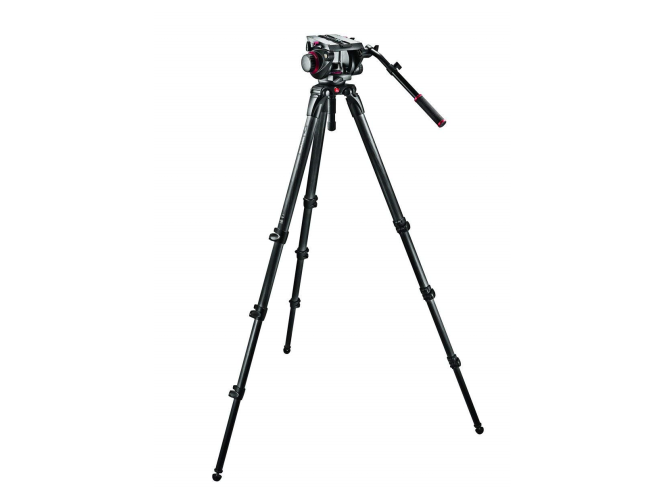 Manfrotto 509HD+Manfrotto 536-1